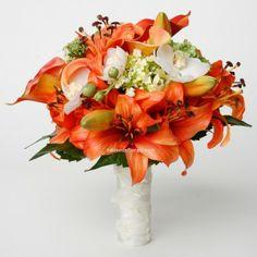 Tasteful Tiger Lily Wedding Ideas