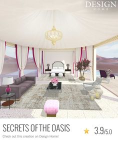My Design, House Design, Oasis, Table Decorations, Furniture, Home Decor, Decoration Home, Room Decor, Home Furnishings