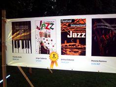 Primer lugar Concurso Afiche Providencia Jazz