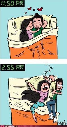 My relationship. bahaha