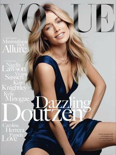 Doutzen for Vogue