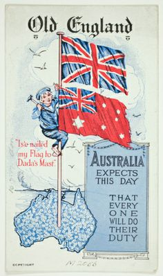 War begins for Australia - World War I and Australia - Research guides at State Library of New South Wales - an excellent place to start your WWI research