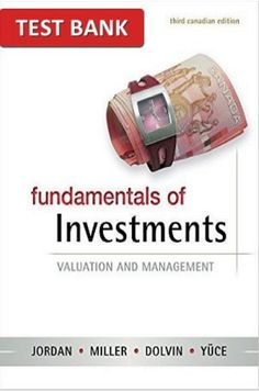 Spreadsheet modeling and decision analysis 7th edition solutions fundamentals of investments 3rd edition test bank fandeluxe Images