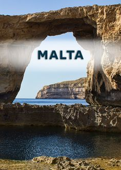 The Republic of Malta, seven small islands in the Mediterranean Sea south of Italy. Click to see what we did there!
