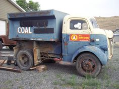 1947 Ford Coal Ttruck