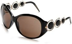 ShopStyle: Roberto Cavalli Women's RC440SW Metal And Resin Sunglasses