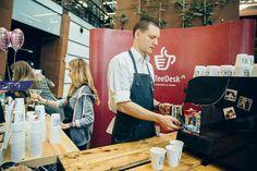 #BFGdansk 2015, European Solidarity Centre. Photo: Paweł Wyszomirski / #ecs #ecsgdansk #gdansk #ilovegdn #conference #blogs #bloggers #coffee #coffeedesk