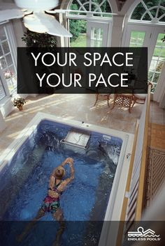 Since Endless Pools is the world leader in swimming pools for exercise, therapy & fun, with thousands of swimming pools in over 100 countries. Swimming Pool Heaters, Swimming Pool Ladders, Swimming Pool Pictures, Above Ground Swimming Pools, Jacuzzi, Pool Liner Replacement, Office Pool, Pool Coping, Pool Liners