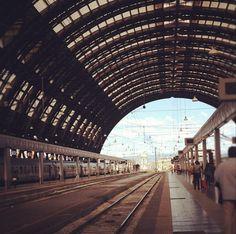 Nice Trip, Train Station, Art Direction, Berlin, Concept, Architecture, Travel, Instagram, Fotografia