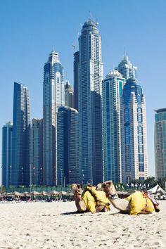 Dubai - City of Contrasts #JetpacCityGuides #dubai #uae