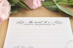 10 Free Bridal Advice Card Templates   visit www.freetemplateideas.com