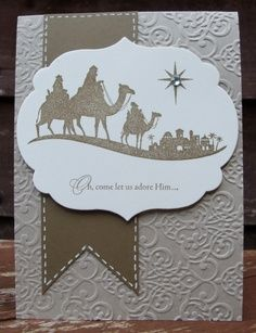 stampin up come to bethlehem stamp set - Google Search