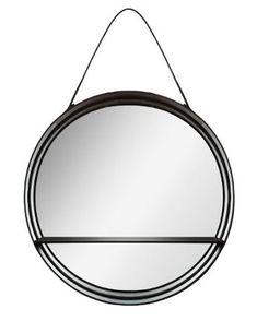 Peilihylly iso musta 55 cm - Sisustusliike Cimla Interior Mirror, Interior, Home Decor, Decoration Home, Indoor, Room Decor, Mirrors, Interiors, Home Interior Design