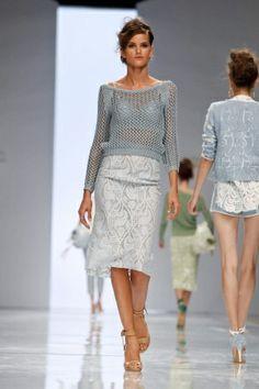 Ermanno Scervino Spring Summer Ready To Wear 2012 Milan