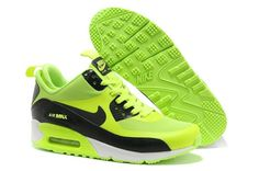 huge discount 2ceb7 cbefe New Release Womens Nike Air Max 90 Mid No Sew Sneakerboots Ns Green Black.  Soldes FranceHomme BlancRoyaume UniFemmesChaussureNike ...