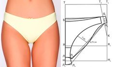 Underwear Pattern, Lingerie Patterns, Clothing Patterns, Dress Patterns, Sewing Patterns, Romper Pattern, Bra Pattern, Sewing Clothes, Diy Clothes
