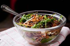 Salada de Frango Spicy tira o prato da mesmice