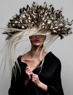 Crazy hairstyle ideas for women fashion photography hair styles, hair art. Creative Hairstyles, Unique Hairstyles, Hairstyle Ideas, Crazy Hairstyles, Hair Ideas, Pelo Editorial, Fantasy Hair, Foto Art, Super Hair