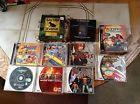 Sega Dreamcast 9 Game Lot Cib Vmu Bomberman Seaman Alienfront Dino Crisis Gta 2