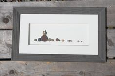 Pebble Art of NS by Sharon Nowlan. $145.00, via Etsy.