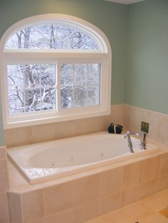 Master Bathroom Remodel in Arlington, VA