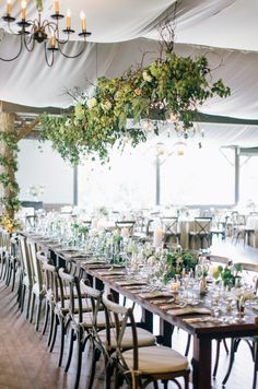 Image by Corbin Gurkin, event design by WED: Wedding Event Design. Florals by Sara York Grimshaw Designs. See more in the Spring 2014 issue of Weddings Unveiled.