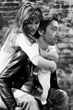 Je T'Aime: Cool photos of Jane Birkin and Serge Gainsbourg when they were in love Serge Gainsbourg, Gainsbourg Birkin, Charlotte Gainsbourg, Style Jane Birkin, Kate Barry, Actor Studio, Lou Doillon, Provocateur, New Star