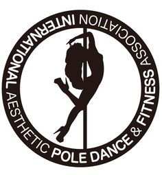 This is our official logomark! International Aesthetic Pole Dance & Fitness Association Inc. (国際ビューティ―ポールダンス&フィットネス協会) http://iapdfa.com