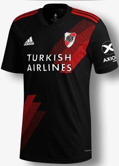 Football Shirt Designs, Football Kits, Football Jerseys, Sport Shirt Design, Tee Design, Camisa Do River Plate, Best Uniforms, Jersey Atletico Madrid, Classy Outfits
