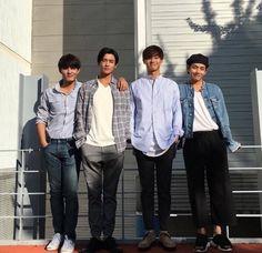 Park Hyung Sik Hwarang The Beginning, Taehyung Hwarang, Asian Actors, Korean Actors, Korean Celebrities, Witch's Romance, V Smile, 17 Kpop, Joon Park