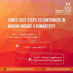 Indore Smart City: #IndoreSmartCity - Suggestions