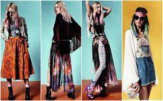 fotos moda hippie 1970 - Pesquisa Google
