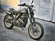 Honda Dominator NX650 - Holy Wheels - Cafe Racer Culture
