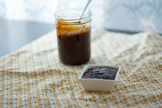 Sweet and Peppery BBQ Sauce from @Janelle Curry Aguero Fruits and Veggies