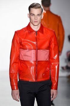 Italo Zuchelli made a sportswear statement with a selection of... - WGSN