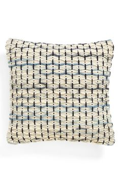 BRENTWOOD+ORIGINALS+'Knitted+Lines'+Jute+Accent+Pillow+available+at+#Nordstrom