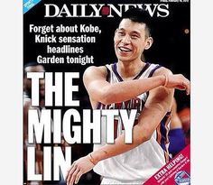 the mighty Lin