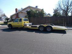 GMC-Car-hauler-ramp-truck