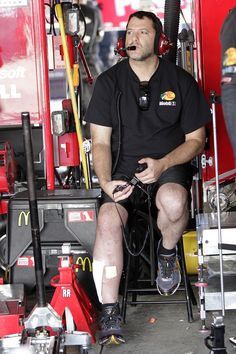 NASCAR.com: Tony Stewart focused on recovery