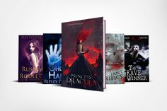 Enter to Win 15 Young Adult Paranormal Romance Books!