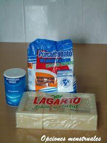 Jabón líquido Lagarto casero facil