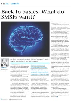 What do those who run an SMSF really want? Quantum Financial provides award winning Self Managed Super Fund advice