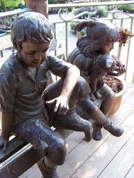 """Résultat de recherche d'images pour """"photo statue enfants"""""""