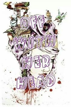 Off with her head - Ghost Town