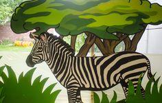 Kids will love to safari at #CampKilimanjaro!