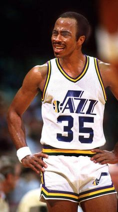 Darrell Griffith, Utah Jazz
