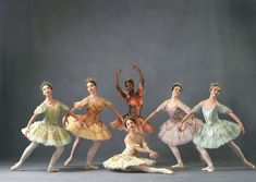 The Washington Ballet's new Sleeping Beauty is both grand and intimate, a glittering success - DC Theatre Scene Sleeping Beauty Ballet, Sleeping Beauty Fairies, Ballet Poses, Ballet Dancers, Ballerinas, Dancer Photography, George Balanchine, Ballet Companies, Fine Art