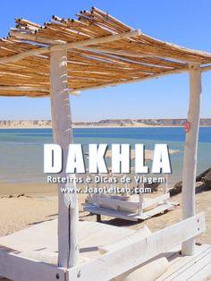 Baía de Dakhla Marrakech, Adventure Travel, Morocco, Travel Guide, Travelling, Pergola, Wanderlust, Outdoor Structures, City