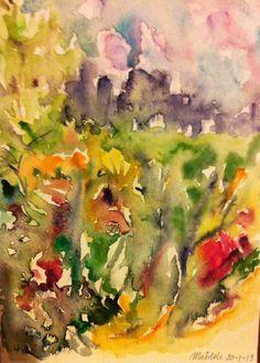 Paesaggio di Matilde Micozzi