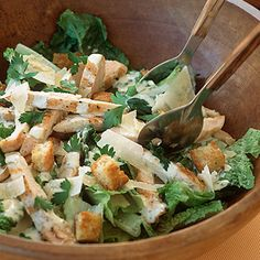 Classic Caesar Salad: Feel full, lose weight, have more energy, and get healthier head-to-toe with these simple diet tweaks. | Health.com